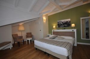 Hotel Garni Corona, Отели  Менаджо - big - 47