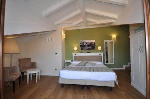 Hotel Garni Corona, Отели  Менаджо - big - 4