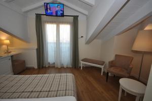 Hotel Garni Corona, Отели  Менаджо - big - 46