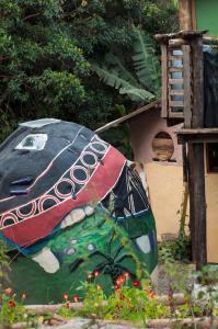 Casa Moringa Vale do Capão, Case vacanze  Rio Grande - big - 2