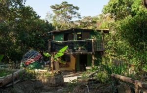 Casa Moringa Vale do Capão, Case vacanze  Rio Grande - big - 8