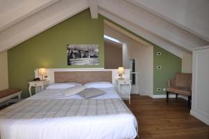 Hotel Garni Corona, Отели  Менаджо - big - 20