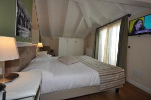 Hotel Garni Corona, Отели  Менаджо - big - 23