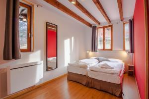 Hotel Chalet du Crey, Hotely  Valmorel - big - 21