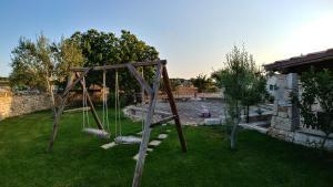 Trulli Il Castagno, Загородные дома  Мартина-Франка - big - 91