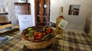 Trulli Il Castagno, Загородные дома  Мартина-Франка - big - 94