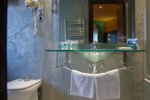 Hotel Gran Via, Szállodák  Zaragoza - big - 12