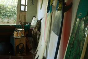 DUNAS guest HOUSE, Penzióny  São Francisco do Sul - big - 16