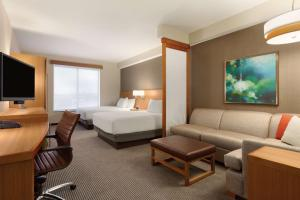 Hyatt Place St. Louis/Chesterfield, Szállodák  Chesterfield - big - 2