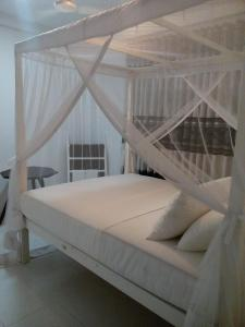 Villa Dineth, Апартаменты  Унаватуна - big - 8