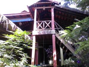 Nature House, Комплексы для отдыха с коттеджами/бунгало  Banlung - big - 3