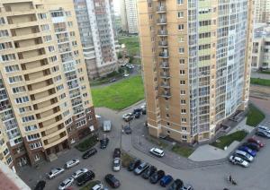 Apartments on Leninsky Prospekt, Ferienwohnungen  Sankt Petersburg - big - 13