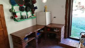 Cabana Pietricica, Chalets  Dîmbovicioara - big - 37