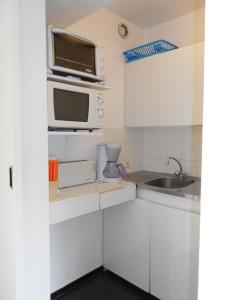 Résidence Lunik / Orion, Апартаменты  Ле-Корбье - big - 17