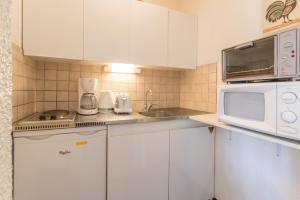 Résidence Lunik / Orion, Апартаменты  Ле-Корбье - big - 24