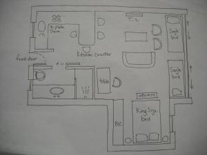 Green Point Self Catering Studio, Apartmány  Kapské Mesto - big - 22