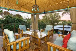 Miles B&B Guest House, Bed & Breakfasts  Oudtshoorn - big - 39