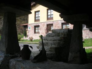 Ribera del Sella, Ferienwohnungen  Cangas de Onís - big - 29