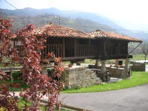 Ribera del Sella, Ferienwohnungen  Cangas de Onís - big - 30