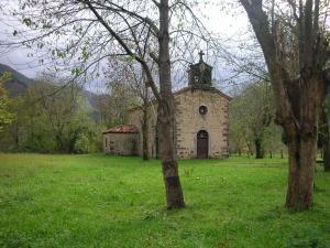 Ribera del Sella, Ferienwohnungen  Cangas de Onís - big - 33