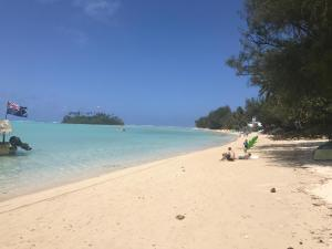 Muri Shores, Ville  Rarotonga - big - 20