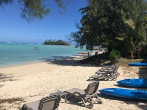 Muri Shores, Vily  Rarotonga - big - 22