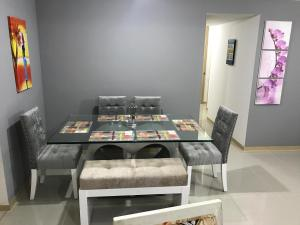 HERMOSO APT 2DO PISO CALI, Appartamenti  Cali - big - 4