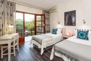 Miles B&B Guest House, Bed & Breakfasts  Oudtshoorn - big - 27