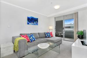 One Bedroom Apartment Atchison Street(L1103), Apartmány  Sydney - big - 1