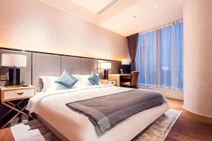 Gelade Service Apartment, Appartamenti  Chengdu - big - 77