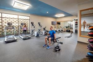 Homewood Suites by Hilton San Diego Hotel Circle/SeaWorld Area, Hotely  San Diego - big - 17