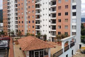 Conucos Plaza 1104, Ferienwohnungen  Bucaramanga - big - 1