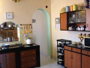 3 BHK Serviced Apartment in Salgao, Bed & Breakfast  Saligao - big - 6