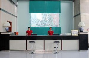 Shandong Aviation Mansion, Отели  Цзинань - big - 28