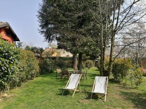 Il Pettirosso, Bed and Breakfasts  Certosa di Pavia - big - 72