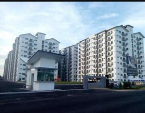 Tiarah Homestay, Apartmanok  Lumut - big - 1