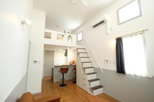 Located Centre of Naha, La Clairchance Kume 103, Apartments  Kume - big - 16