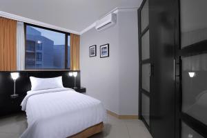 Aston Rasuna, Апарт-отели  Джакарта - big - 11