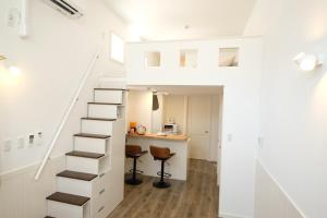 Located Centre of Naha, La Clairchance Kume 102, Apartmanok  Kume - big - 31