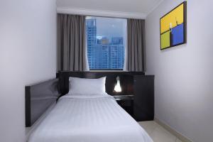 Aston Rasuna, Апарт-отели  Джакарта - big - 23
