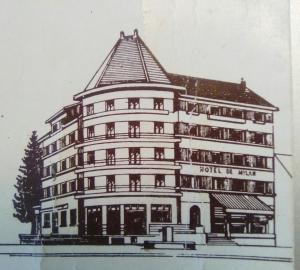 Sport' Aparthotel de Milan, Апарт-отели  Le Bourg-d'Oisans - big - 1