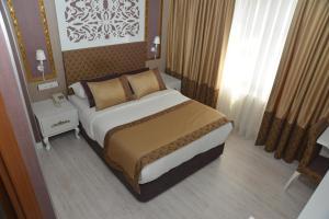 Saros Hotel, Hotely  Halic - big - 2