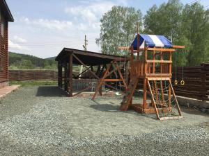 Inn Chalet Polyana, Penziony – hostince  Novoabzakovo - big - 6