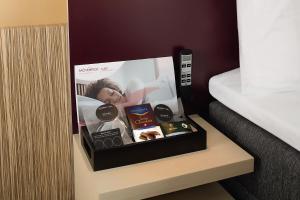 Mövenpick Hotel Stuttgart Airport, Отели  Штутгарт - big - 9