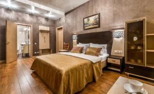 Hotel Bravo Lux, Hotel  Samara - big - 12