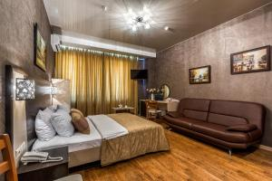 Hotel Bravo Lux, Hotel  Samara - big - 8
