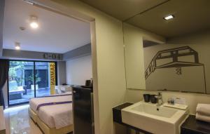 Basement Studio Room
