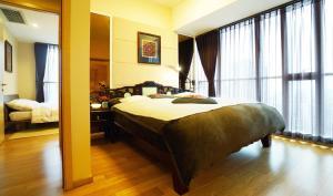 Gucui Apartment, Апартаменты  Чэнду - big - 6