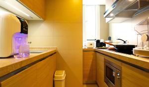 Gucui Apartment, Апартаменты  Чэнду - big - 5