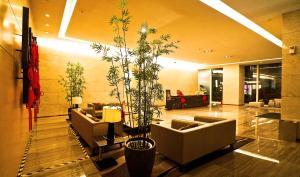 Gucui Apartment, Апартаменты  Чэнду - big - 4